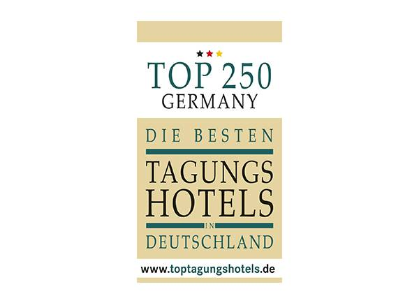 TOP 250 Tagungshotel Deutschlands