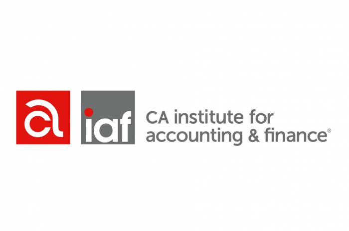 iaf CA Institute for Accounting & Finance